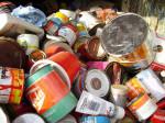 Verschiedene Schadstoffe
